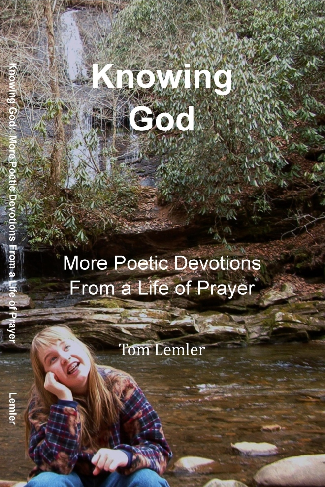 Knowing God book cover (front)