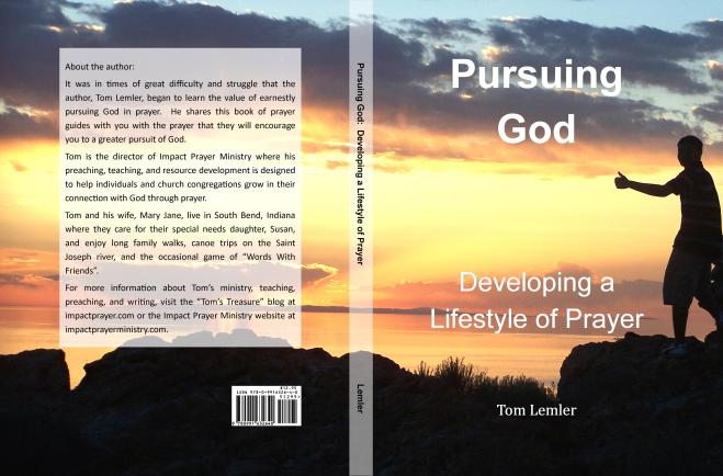 Pursuing God cover