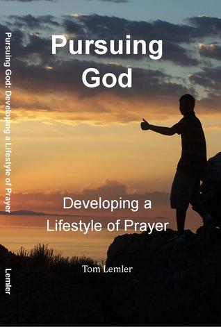 "Purchase ""Pursuing God""."